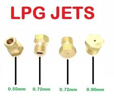 LPG JETS - CONVERTING GAS COOKTOPS FROM NATURAL GAS TO LPG