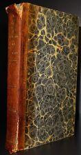 HENRY: Manuel d'analyse chimique des eaux minérales, médicinales... / 1825
