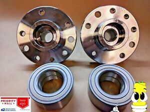Premium Front Wheel Hub & Bearing Assembly Kit for Saturn L200 2001-2003 Qty 2