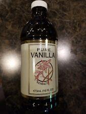 Pure Vanilla Extract, 16 oz. Kirkland Costco brand. Free Shipping