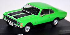 Chevrolet Opala Coupe 1968-1969 Basis Opel Record C grün green 1:43 Ixo
