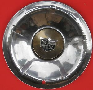 1954 DeSoto Wheel Cover