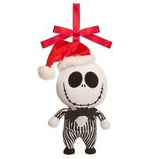 NEW Disney Store Jack Skellington Plush Ornament NWT Nightmare Before Christmas