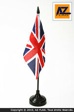 BANDIERA DA TAVOLO REGNO UNITO 15x10cm - PICCOLA BANDIERINA BRITANNICA – INGLESE