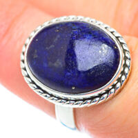 Lapis Lazuli 925 Sterling Silver Ring Size 7 Ana Co Jewelry R52704F