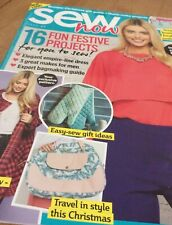 SEW NOW   sewing magazine  issue 27 No Free Patterns