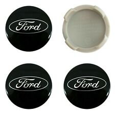 4x Alloy Wheel Centre Caps 54mm for Ford TRANSIT TOURNEO Connect 2013 Onwards