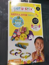 Cutie Stix!!! EMOJI REFILL PACK BRAND NEW Limited Edition Rare Stick