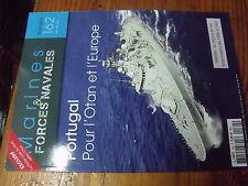 µ? Revue Marines & Forces Navales n°162 Portugal pour OTAN & Europe Japon & S.M