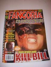 FANGORIA MAGAZINE #227, OCTOBER 2003, HALLOWEEN SPECTACULAR, KILL BILL, GOTHIKA!