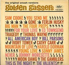 "RARE COMPILATION ""GOLDEN GASSERS"" POP SOUL 60'S LP CAPITOL T1561 SAM COOKE !"