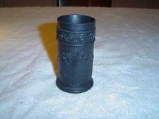 "wedgwood basalt vase, 3 3/4"""