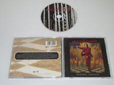 MICHAEL JACKSON/BLOOD ON THE PISTA DE BAILE/(EPIC 487500 2) CD ÁLBUM