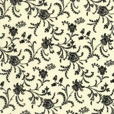 """Timeless Treasures Fabric - Viney Extra Wide (108"""") - Cameo - 100% Cotton - HM"""