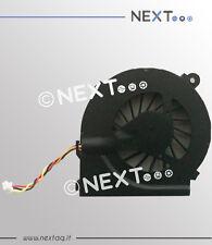 Ventola fan Hp G42 CQ42 G56 CQ56 G62 CQ62 + pasta termica