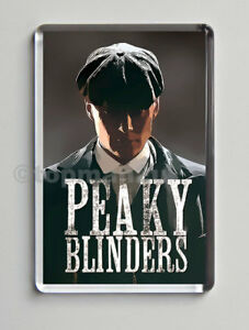 New, PEAKY BLINDERS Quality Fridge Magnet - Cillian Murphy - Art - Tommy Shelby