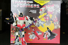 New Arrival Transformers G1 Superion Aerialbots Gift Christmas Mint High Quality