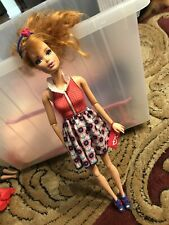 Barbie Life In The Dreamhouse Red Head Midge Articulated Doll Rooted Eyelashes