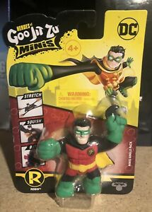 Heroes of Goo Jit Zu Minis - DC Comics Classic Robin Figure Series 2 2021
