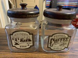 450 ml Hemoton Juego de tarros de cristal con tapa y soporte para cocina de jard/ín