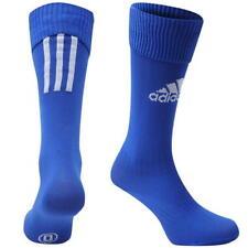 111c079f3 Adidas Santos Sock NEW KIDS JNR ADULT 3 Stripe Football Soccer Sports