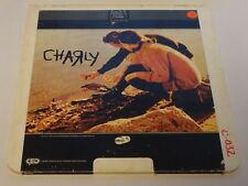 Vintage CED Video Disk Charly