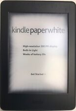 Amazon Kindle PaperWhite 3 7th Gen 2015 E-Reader DP75SDI 4GB WIFI 6in Black  #B5