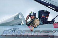 HGU Flight Helmet Chrome Mirror Visor(3nd Generation)
