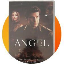 Angel Season 3 DVD BRAND NEW Sci Fi Fantasy Horror TV Series Joss Whedon