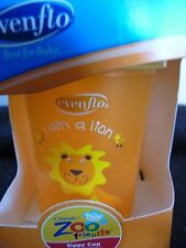 EVENFLO 180ml CLASSIC ZOO FRIENDS SIPPY CUP LION