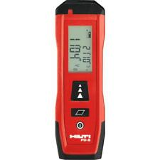 Laser Range Meter 200 Ft Compact Distance Measure Dirt Dust Water Protection New