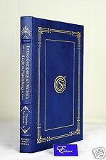 Easton Press In The Company of Writers Charles Scribner Jr. Signed First Edition