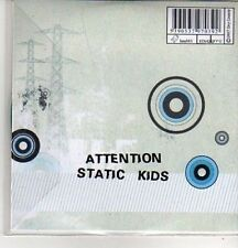 (AS205) Dry County, Attention - DJ CD