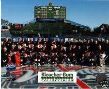 09 Winter Classic Team 8x10 Photo Blackhawks Wrigley