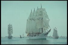 257077 Juan Sebastián De Elcano cuatro Masted Schooner España A4 Foto Impresión