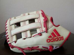 "New Adidas Pro Series 12.75"" EQT 1275 H Left Hand Throw LHT Mens Baseball Glove"