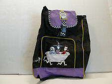 Nightmare Before Christmas Backpack Lsb 1993 Disney Tim Burton