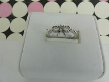 Unbranded Bow Sterling Silver Fine Rings