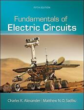 Fundamentals of Electric Circuits 5th Int'l Edition