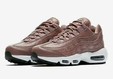 best loved b6a02 de0bd Nike AIR MAX 95 in Pelle Fumo Viola Tg UK 4 AQ8758 200
