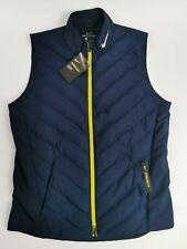 Nike Mens Golf Aeroloft Gillet Sleeveless Jacket - Blue - M L XL - RRP £134.99