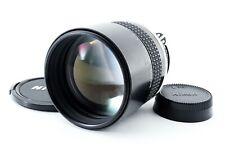 Excellent+++++ Nikon Ai-s Nikkor 135mm F2 Ais MF Telephoto Lens from Japan