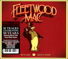 FLEETWOOD MAC * 50 Greatest Hits * NEW 3-CD Boxset * ALL Original Songs * NEW
