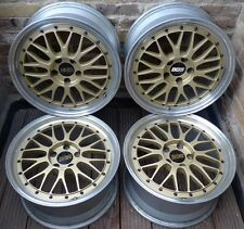 "Genuine 18"" BBS LM080 082 Le Mans 2 piece Split Rim Wheels Felgen SuperRS Forged"