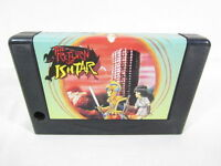 MSX THE RETURN OF ISHTAR Cartridge MSX2 Import JAPAN Video Game msx cart