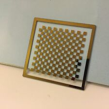 Chess Board OpenCV Correct Lens Calibration Plate Stage 1mm 2mm 3mm 4mm 5mm