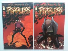 Image Comics 2007 Fearless 1-3 of 4 Sable Roth Holden VF
