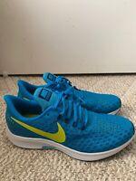 Nike Air Zoom Pegasus 35 Mens 942851-400 Blue Orbit Running Shoes Size 9.5
