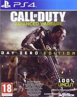 Call of Duty: Advanced Warfare PS4 - PRISTINE - Super FAST & QUICK Delivery FREE