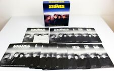 "The Rolling Stones -Singles Collection Japan 15 X 7"" Vinyl Mono w/Box + Booklet"